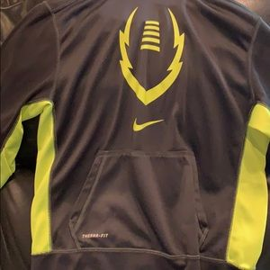 Boys Nike Dri Fit Sweatshirt